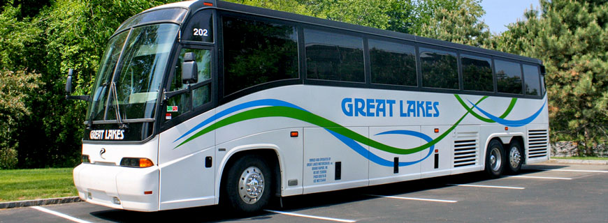 Image Gallery Motorcoach Bus