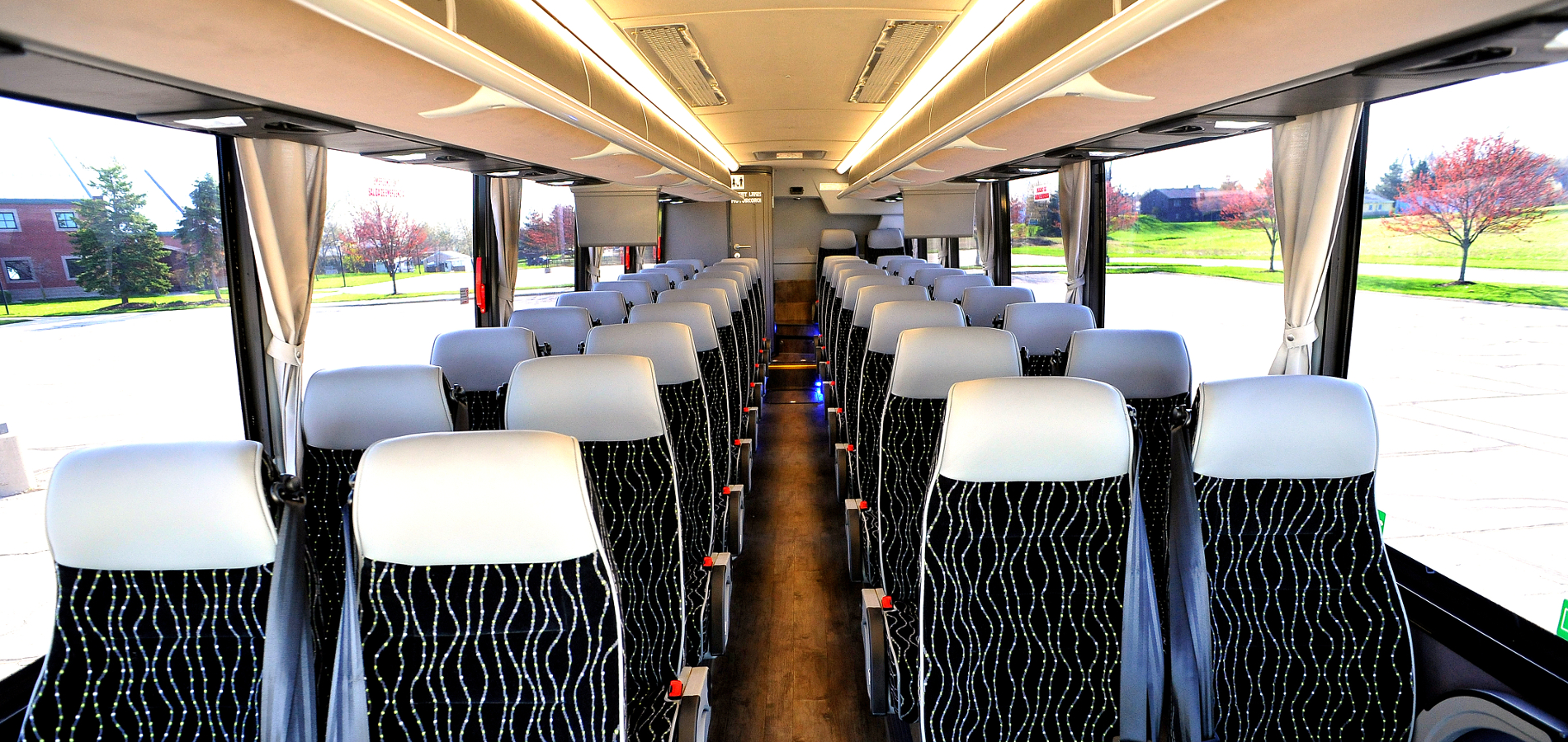 Grand Rapids Charter Bus Rental