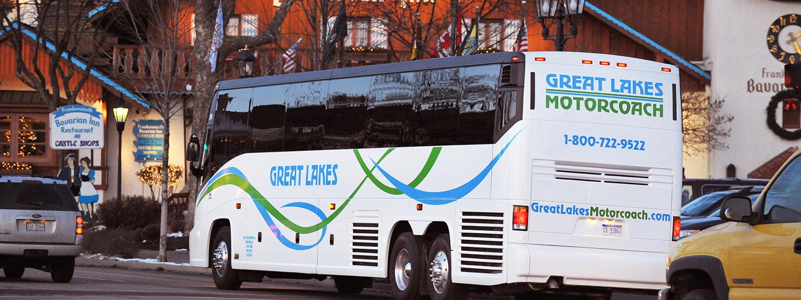 Michigan bus tours
